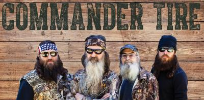 Duck Commander Tires